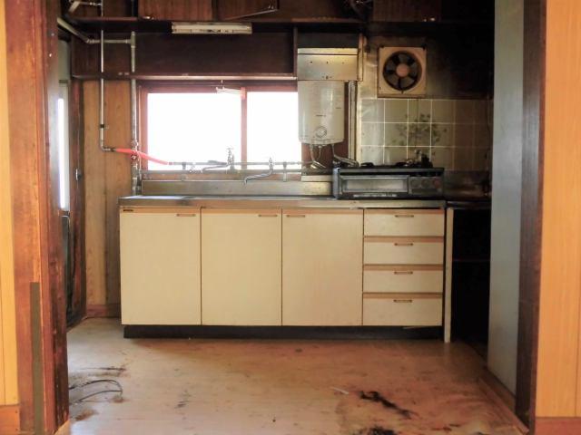 【キッチン】北見市高栄東町3丁目162番32 中古売家