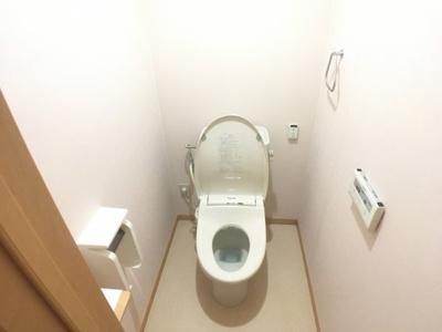【トイレ】ルーナマンション