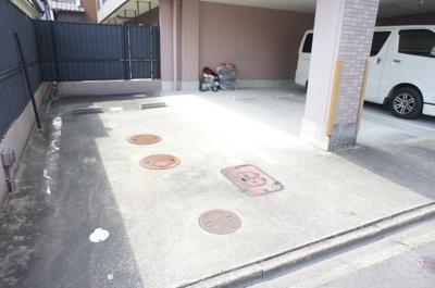 【駐車場】クラロ池之表
