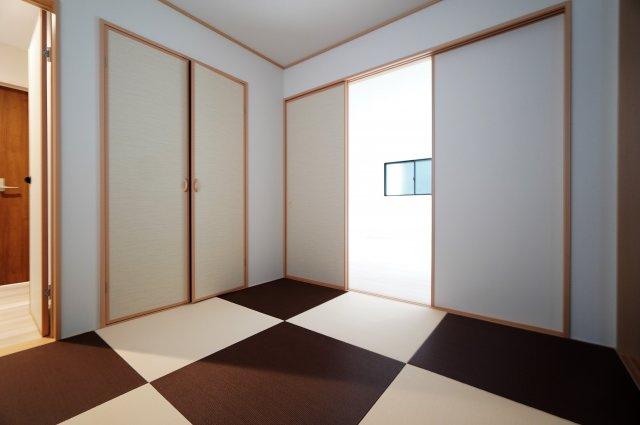 【和室】収納豊富な新築戸建て 戸田市笹目南町19-1期