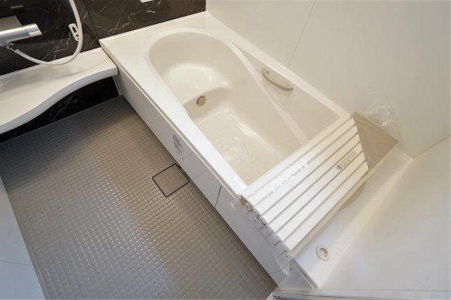 【浴室】収納豊富な新築戸建て 戸田市笹目南町19-1期