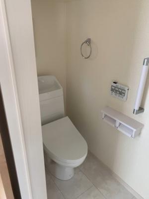 【トイレ】大津市本堅田6丁目5付近 新築分譲