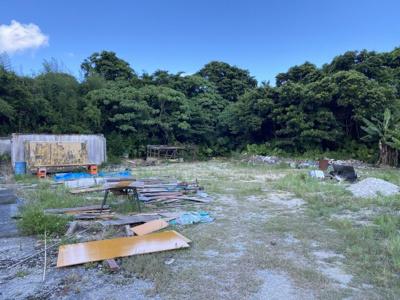 沖縄市登川(465.54坪)