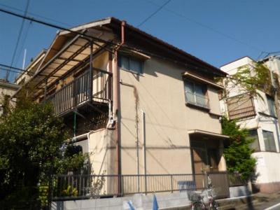 【外観】古屋アパート
