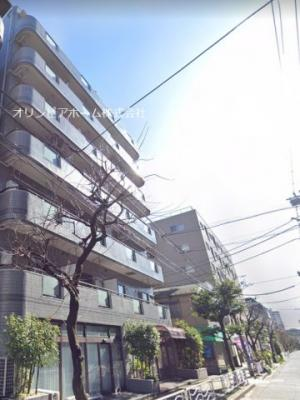 【外観】エンゼルハイツ 東陽1丁目 3階 リフォーム済 角部屋
