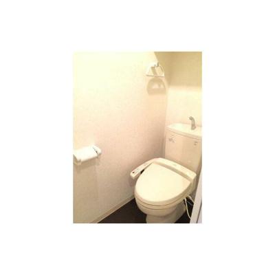 La Douceur千葉中央のトイレ