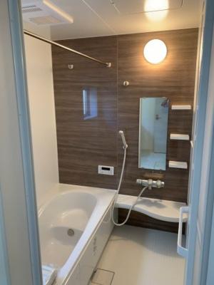 【浴室】大津市本堅田6丁目1付近 新築分譲