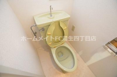 【トイレ】パークサイド22
