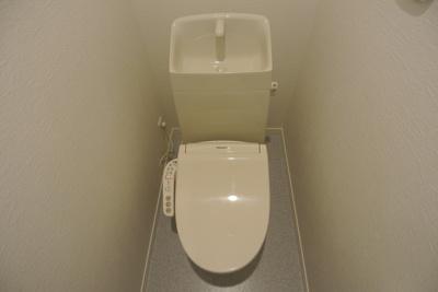 【トイレ】SIETE中崎町