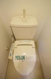 【トイレ】《高稼働!軽量8.34%》川崎市多摩区生田7丁目一棟アパート