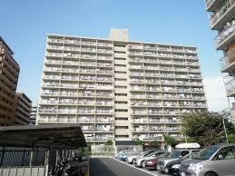 【外観】八戸ノ里第三ガーデンハイツA棟