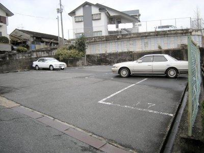 【外観】美並駐車場