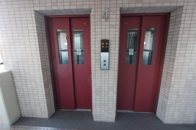 エレベーターは2基あります:三郷新築ナビで検索♪