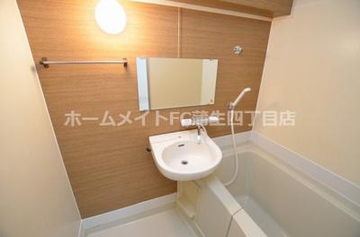 【浴室】クリスタルコート66