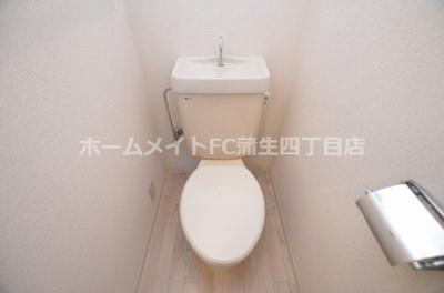 【トイレ】クリスタルコート66