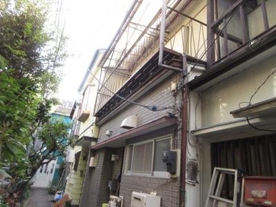 【外観】福岡貸家