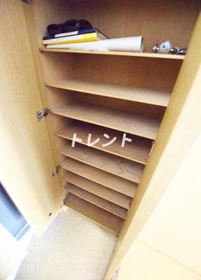 【玄関】グレース東神田