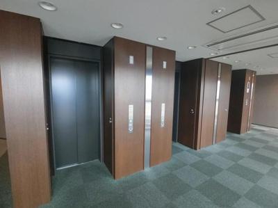 【その他共用部分】ヴィークタワー大阪