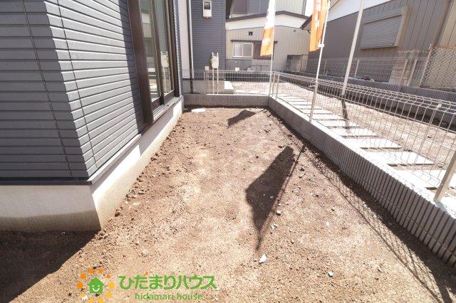 ちょっとしたお庭スペースがあればガーデニングも楽しめます♪