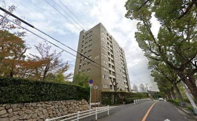 【現地写真】鉄筋コンクリート造 66戸の大型マンション♪
