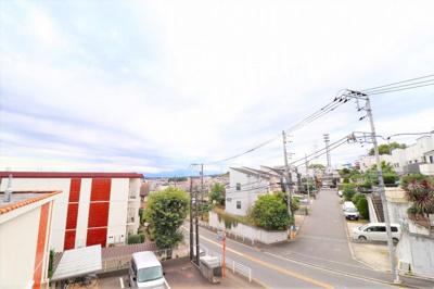 【展望】小田急線「新百合ヶ丘」駅 新築一戸建 2号棟