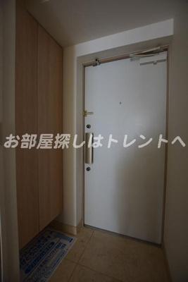 【玄関】ドゥーエ新川