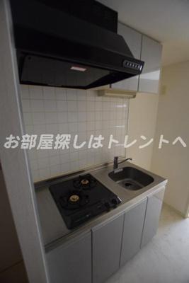 【キッチン】ドゥーエ新川