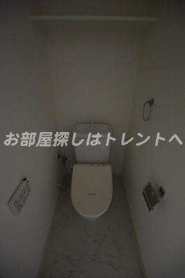 【トイレ】ドゥーエ新川
