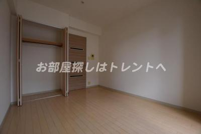 【洋室】ドゥーエ新川