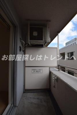 【バルコニー】ドゥーエ新川