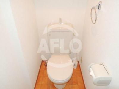 インペリアル靱本町 トイレ