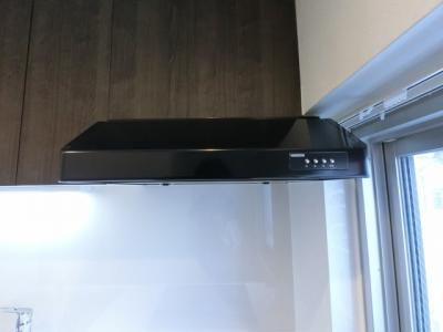 キッチンの換気扇です。