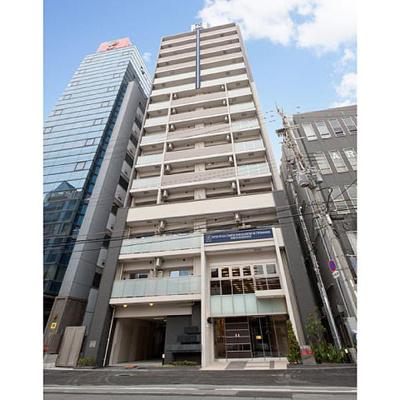 ◆2012年2月に竣工した鉄筋コンクリート造、地上15階建てのマンションです