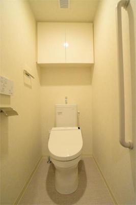 【トイレ】ステージグランデ上野