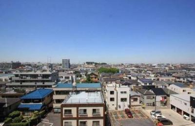 【展望】シティインデックス蕨Ⅱ