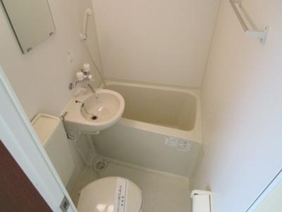 【浴室】フラットポエム