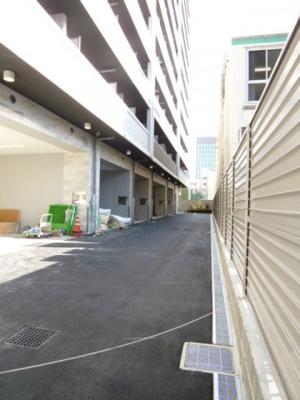 【駐車場】ディームス新大阪