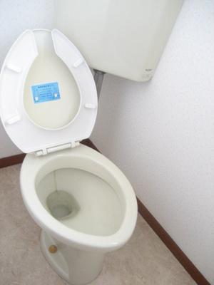 【トイレ】タノコーポ