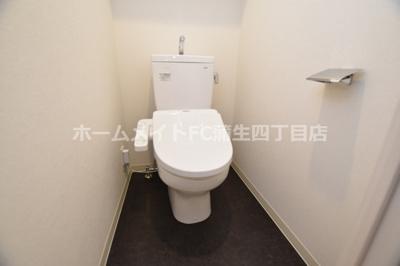 【トイレ】アドバンス大阪ブリアント
