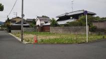 上高野流田町 建築条件無 売土地の画像