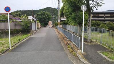 上高野流田町 建築条件無 売土地