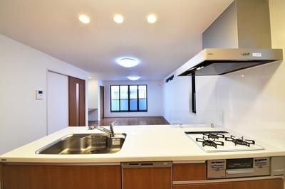 【キッチン】此花区西九条1丁目戸建