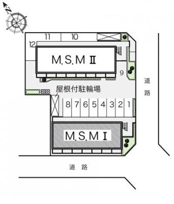 【その他】レオパレスM.S.MⅠ