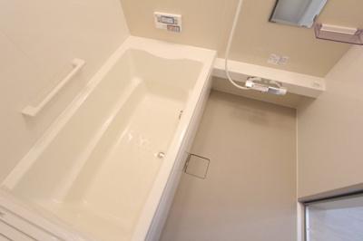 コンパクトで使いやすいお風呂です 三郷新築ナビで検索