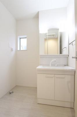 独立洗面化粧台付き 三郷新築ナビで検索
