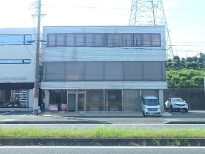 【外観】上島貸店舗・事務所