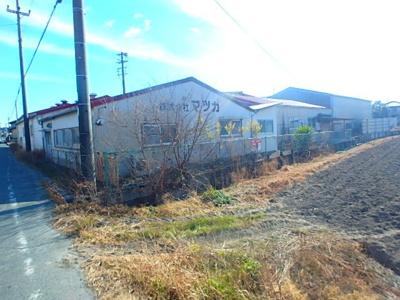 【外観】竜南貸工場