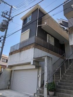 【外観】《》神戸市垂水区高丸4丁目 中古戸建