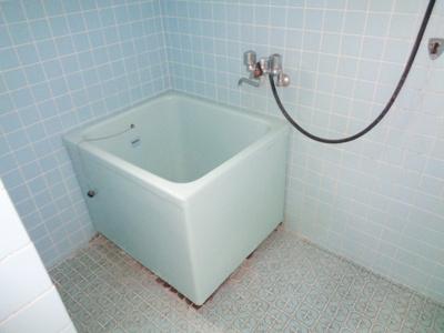 【浴室】福美ハイツ