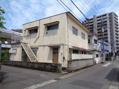 【外観】上国料アパートB棟